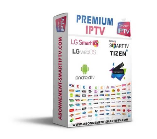Abonnement IPTV premium